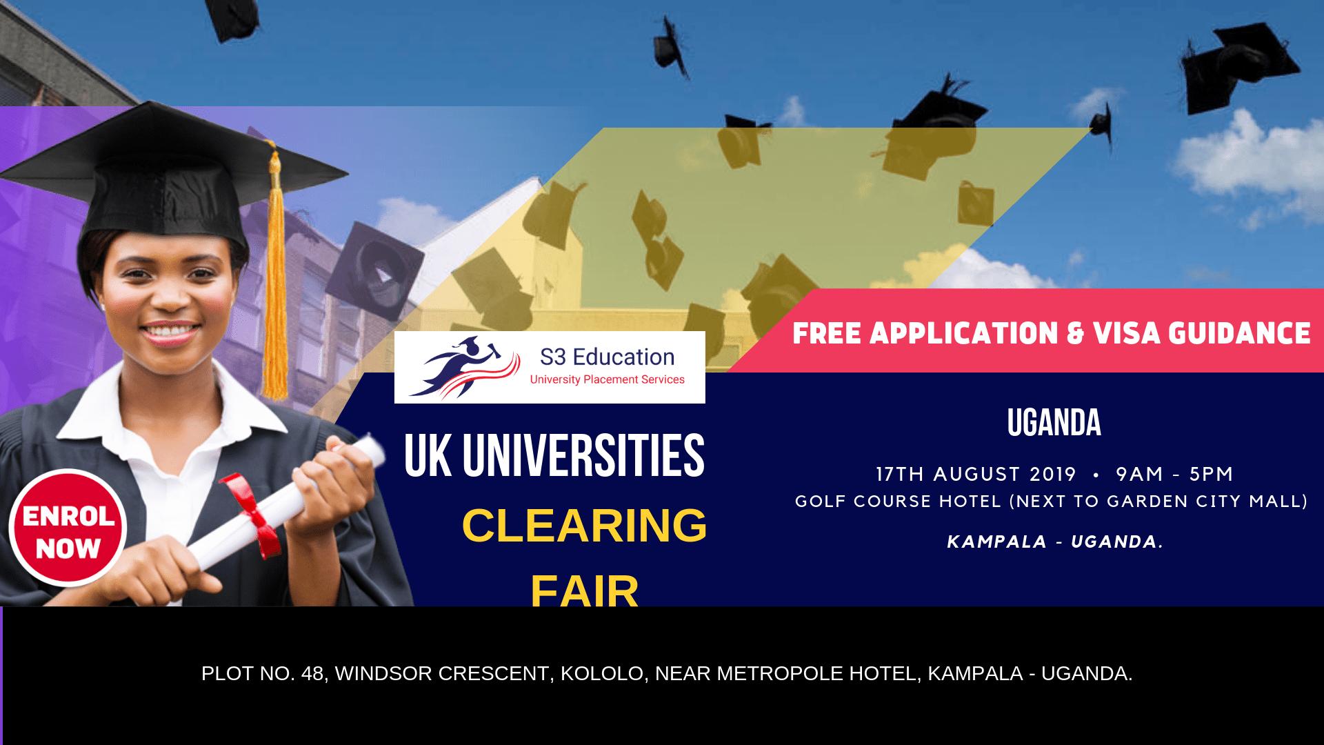 UK Universities Clearance Fair